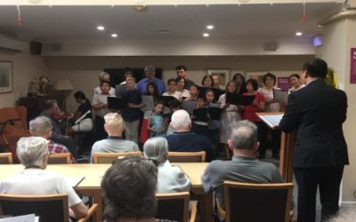Retirement Village Christmas Choir Services